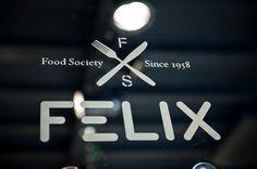 Felix #logo #branding