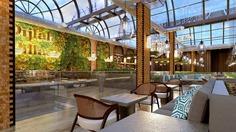 Shisha Lounge in Baghdad / Quark Studio Architects
