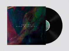 Dreams on the Behance Network #music #record #sleeve