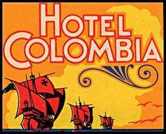 Letterhead Fonts / LHF Americana Ornaments / Golden Era Studios #illustration #travel #vintage