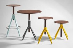 coordination berlin: thread family #stool