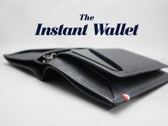 The Instant Wallet – The Unique 3 In 1 Modular Wallet #tech #flow #gadget #gift #ideas #cool