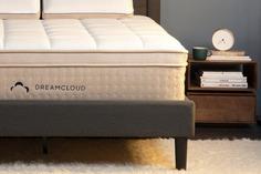 DreamCloud premium soft mattress