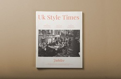 UK Style. Custom Publishing on Behance
