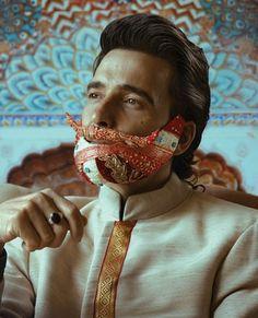 swissmiss #quilt #beard