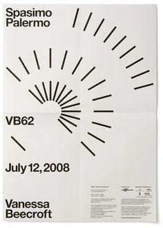 experimental_jetset_vb62 #grid #minimal #poster #typography