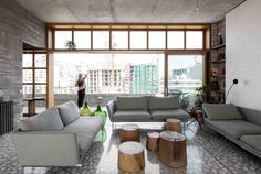 Beirut Roof Extension Project by Notan Office - InteriorZine #decor #interior #home