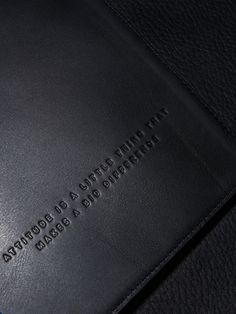 http://deutscheundjapaner.com/ #embossing #leather