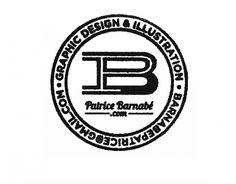 Patrice Barnabé #stamp #business #barnab #personal #patrice #cards