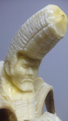CJWHO ™ (This Guy's Art Is Bananas. Literally! | Keisuke...) #creative #sculpture #crafts #design #bananas #photography #art #clever
