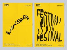Mikser Festival 2012 on Behance