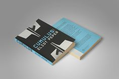 Eliot Peper's CUMULUS designed by The Frontispiece -- #bookdesign #coverdesign