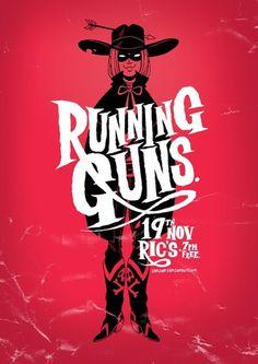 Running Guns