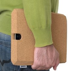 iPadCorkCase by pomm #ipad #case