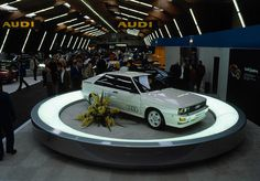 Audi UR quattro 1981