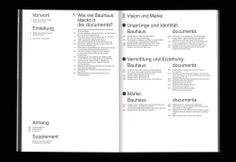 Bauhaus / Documenta [de] | Spector Books
