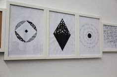 blaqk #geometry #patterns #simek