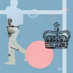 Tenez, Not Another Folio #crown #tennis #design #graphic #royal #illustration #sport