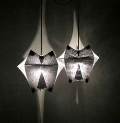 Se Paar Lighting Fixtures by Taeg Nishimoto - #lamp, #design, #lighting, #productdesign, #industrialdesign, #objects