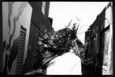 Toy Machine: Last post before leaving. #wind #white #black #hair #photography #ed #templeton #and