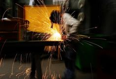 Graphic-ExchanGE - a selection of graphic projects #sparks #photography #welding