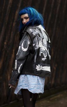 The Sartorialist #fashion #photography #girl