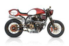 Deus The Bully Custom Motorcycle 2