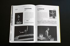 Filo Festival 2012 | Londrina on Behance #white #print #book #black #grid #and #layout