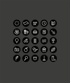 Kategxc3xb3rixc3xa1k / Categories #icon #icons #black #gray #agriculture