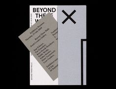Beyond These Walls, South London Gallery | OK-RM #design #graphic #typography