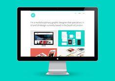 Fresh new fully-responsive portfolio. www.bryntaylor.co.uk