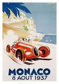 All sizes | Grand Prix de Monaco 1937 | Flickr - Photo Sharing! #1937 #monaco
