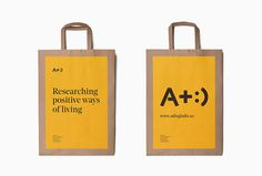 Adisgladis by Bedow #brand design #packaging #bag