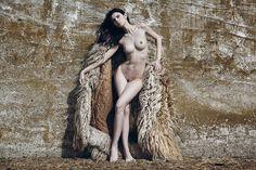 The Good Shepherd...II by *Aisii on deviantART #model #nude