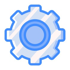 See more icon inspiration related to gear, ui, Tools and utensils, settings, configuration and cogwheel on Flaticon.