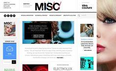 Medium #layout #design #web