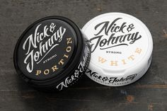 Nick & Johnny by Scandinavian Design Group