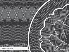 Guilloche #guilloche #pattern #illustration