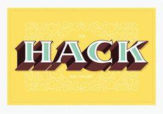 FFFFOUND! | In Hack We Trust | The Graphic Works of Bernard Barry