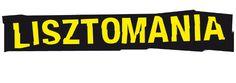 BRAND, LISZTOMANIA, MUSIC #logo #brand #music