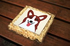 Annabella Castello | Illustration & Design #castello #corgi #annabella #illustration #cards #dog