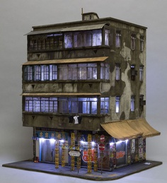 #miniature #diorama #architecture #urban