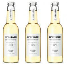 Copen*hagen by Carlsberg « Below The Clouds #packaging #beer #carlsberg #copenhagen