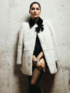 Laetitia Casta by Amy Troost #model #girl #photography #portrait #fashion
