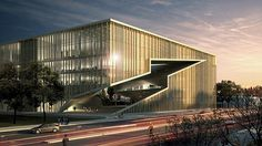Kurla Offices on the Behance Network #illustration #architecture