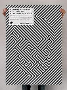 FFFFOUND! #black #white #poster #and