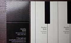 Sandra Boïls, vocalista de jazz : estudio Menta : Portfolios : Domestika #cards
