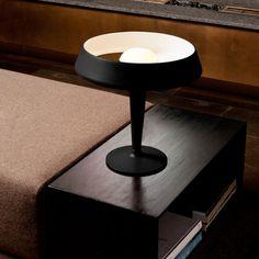Aerodrome Lamp by Alberto Puchetti - The Black Workshop