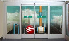 Target Summer 2012 - Allan Peters #installation #movement #doors #target #croquet