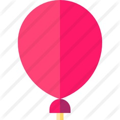 See more icon inspiration related to birthday and party, Tools and utensils, new year, balloons, celebration, entertainment, decoration, birthday, party and balloon on Flaticon.